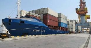 Dịch vụ vận chuyển container Quốc tế