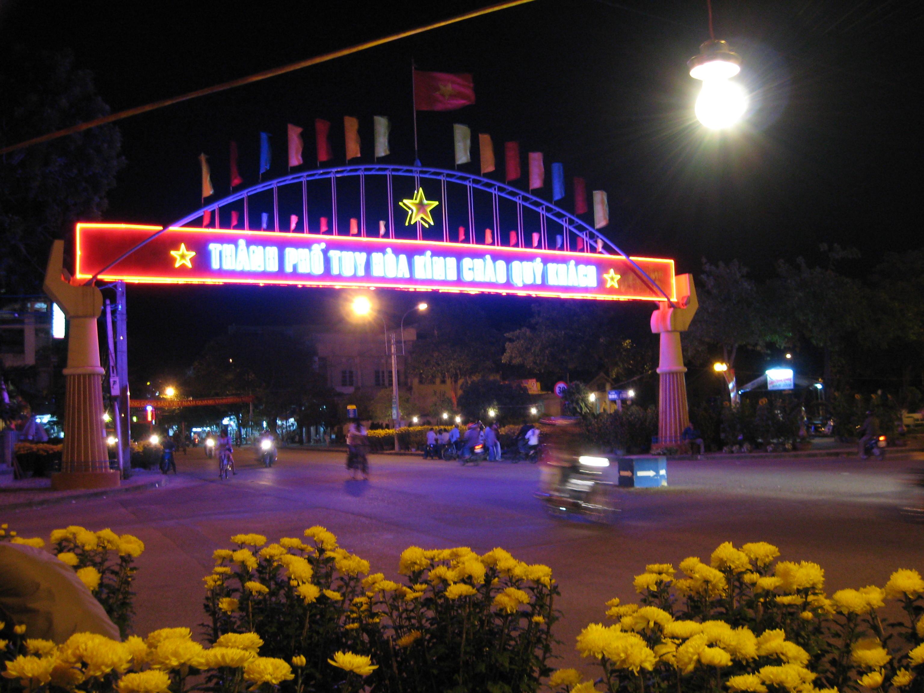 Chành Xe Chuyển Hàng Đi Phú Yên